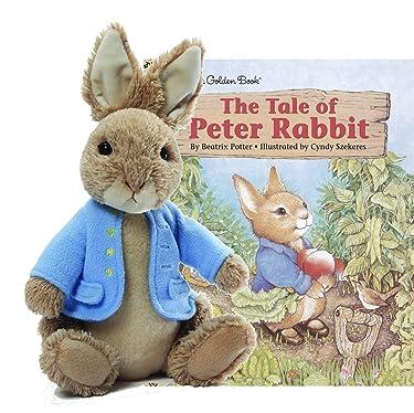 "GUND Classic Beatrix Potter Peter Rabbit Stuffed Animal Plush Collection (6.5"", Gift)"