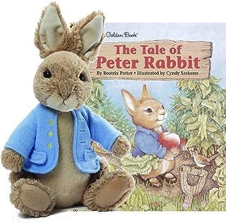 GUND Classic Beatrix Potter Peter Rabbit Stuffed Animal Plush Collection (6.5