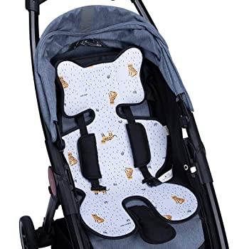 Stroller Liners Blue Baby Stroller//Car Cushion Mat Foam Cotton Cushion