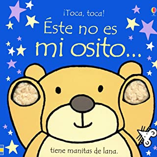 Este no es mi osito/ That's Not My Bear (Touchy-feely Board Books) (Spanish Edition)