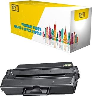 New York Toner New Compatible 1 Pack MLT-D103L High Yield Toner for Samsung - ML Printers : ML-2955DW   ML-2955ND . SCX Printers : SCX-4729FD   SCX-4729FW . --Black