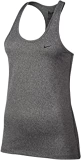 Nike Womens Balance Tank - Grey - Large