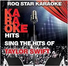 Karaoke - Taylor Swift
