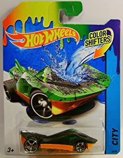 SUPER STINGER HOT WHEELS HW COLOR SHIFTERS DIECAST 2014