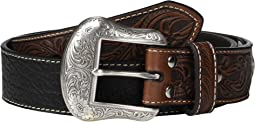 Nocona Embossed Billets Belt