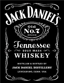 Best jack daniel's black label tin sign Reviews