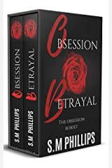 Obsession Boxset - Books 1&2: An Enemies to Lovers Romance Kindle Edition