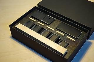 Tube Clock,LED Nixie Clock,ニキシー管時計複数の表示スタイル、RGB疑似グロー管時計、カスタムカラー、4つの表示モード、メモリ時間、超視覚効果、友人へのギフト