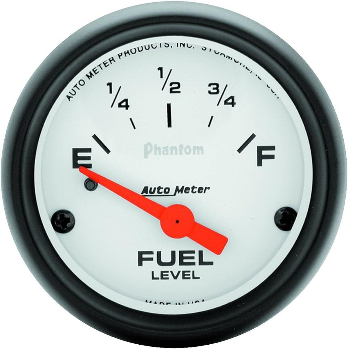 Auto Meter 5716 Phantom Electric Fuel Direct store Bargain Level 2 Gauge 1 Sho - 16