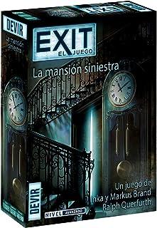 Amazon.es: exit - Devir / Juegos y accesorios: Juguetes y juegos