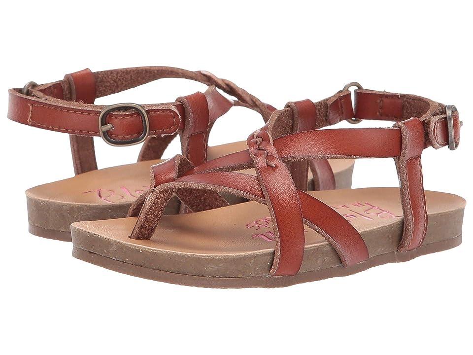 Blowfish Kids Granola B T (Toddler/Little Kid) (Scotch Dyecut PU) Girls Shoes