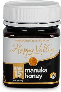 Happy Valley UMF 15+ Manuka Honey, 250g (8.8oz)
