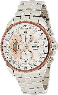 كاسيو ساعة رسمية للرجال انالوج بعقارب ستانلس ستيل - EF-558D-7A