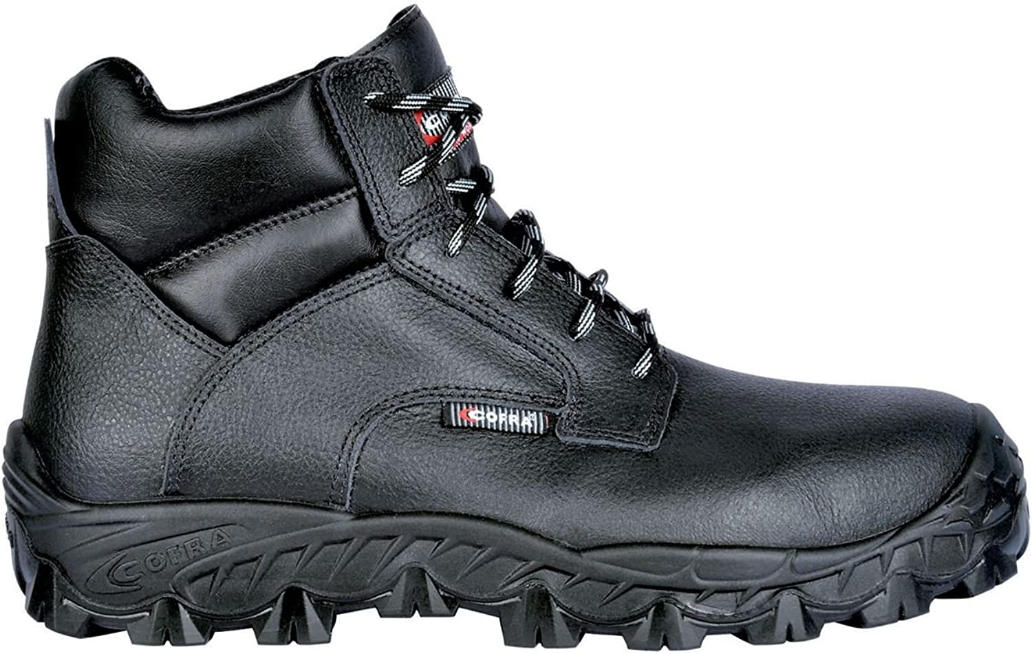 Cofra Baffin Mens S3 Metal-Free Safety Boots Size 7 UK