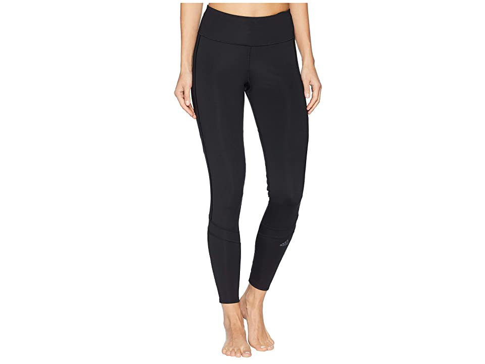 adidas How We Do Long Tights (Black) Women