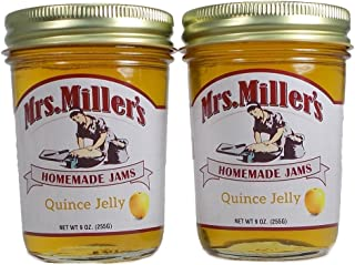 Mrs Millers Quince Jelly (Amish Made) ~ 2/9 Oz. Jars