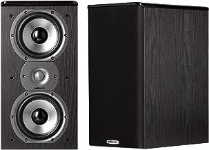 Polk Audio TSi200 Bookshelf Speakers (Pair, Black)