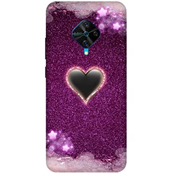 Kt Once You Have It You Love It... Love Printed Mobile Back Cover for Vivo S1 Pro (Multicolour)