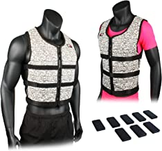 Mir Super Slim Air Flow Weighted Vest 4lbs - 32lbs