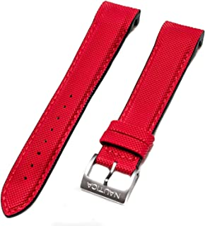 Nautica Men's N16532G | A16532G NST Chrono Flag Red Original Replacement Watch Band