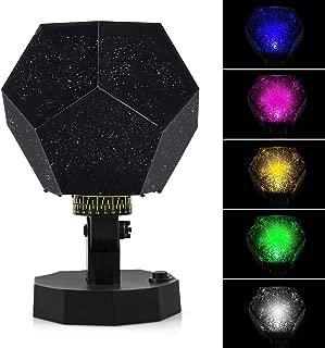 Night Light Cosmos Star Projector Star Projector Star Lights Projector Night Light Constellation Planetarium Projector Star Lights for Bedroom (AS)
