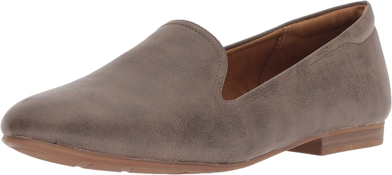 Natural Soul Womens Alexis Loafer
