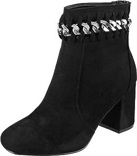 Metro Women Synthetic Boots (31-8756)