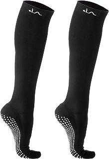 Adultes Anti Slip De Football Chaussettes en Nylon Antiderapant Football Basket-Ball Bas De Hockey V/êtements De Sport R/ésistant Chaussettes Grip