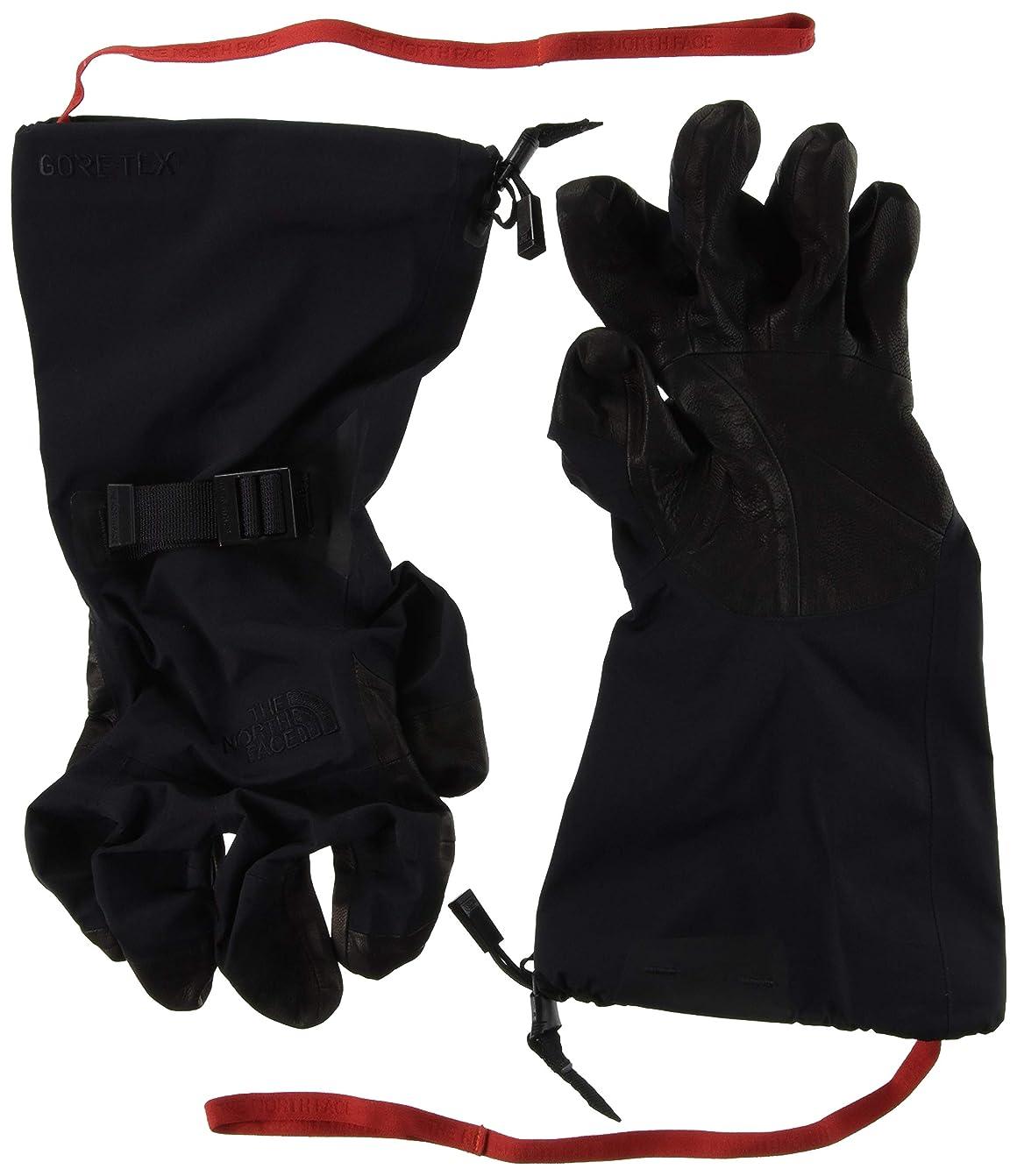 マート自発的送料[ザ?ノース?フェイス] マウンテンガイドシェルグローブ MT Guide Shell Glove