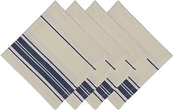 DII 100% Cotton, Cotton Napkin, Indigo, 18 x 18