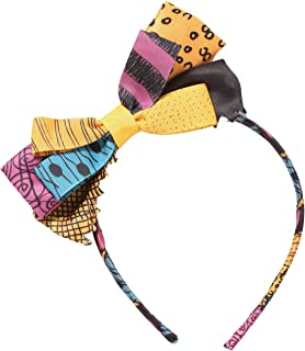 The Nightmare Before Christmas Sally Bow Headband
