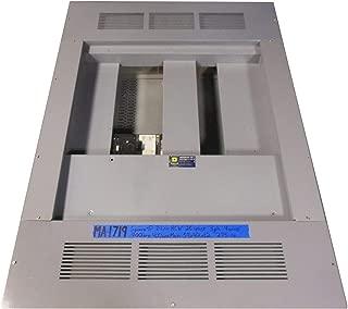 Square D 400 amp PANEL PANELBOARD main BREAKER 3 phase 208v/240v/277v/480v HCW