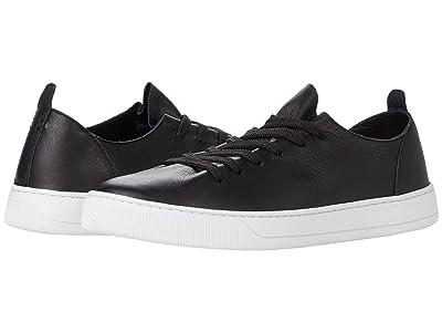 Massimo Matteo Flex Leather Sneaker