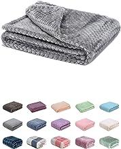 Fuzzy Blanket or Fluffy Blanket for Baby Girl or boy, Soft Warm Cozy Coral Fleece..