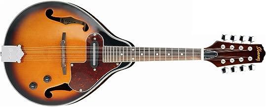 Ibanez M510EBS A-Style Mandolin, Brown Sunburst High Gloss
