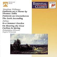 Vaughan Williams / Delius: Orchestral Works (Essential Classics)