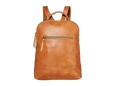 ABLE Meron Backpack (Cognac) Backpack Bags