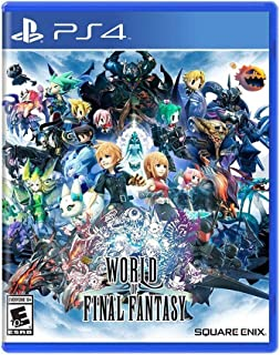 Best world of final fantasy price Reviews
