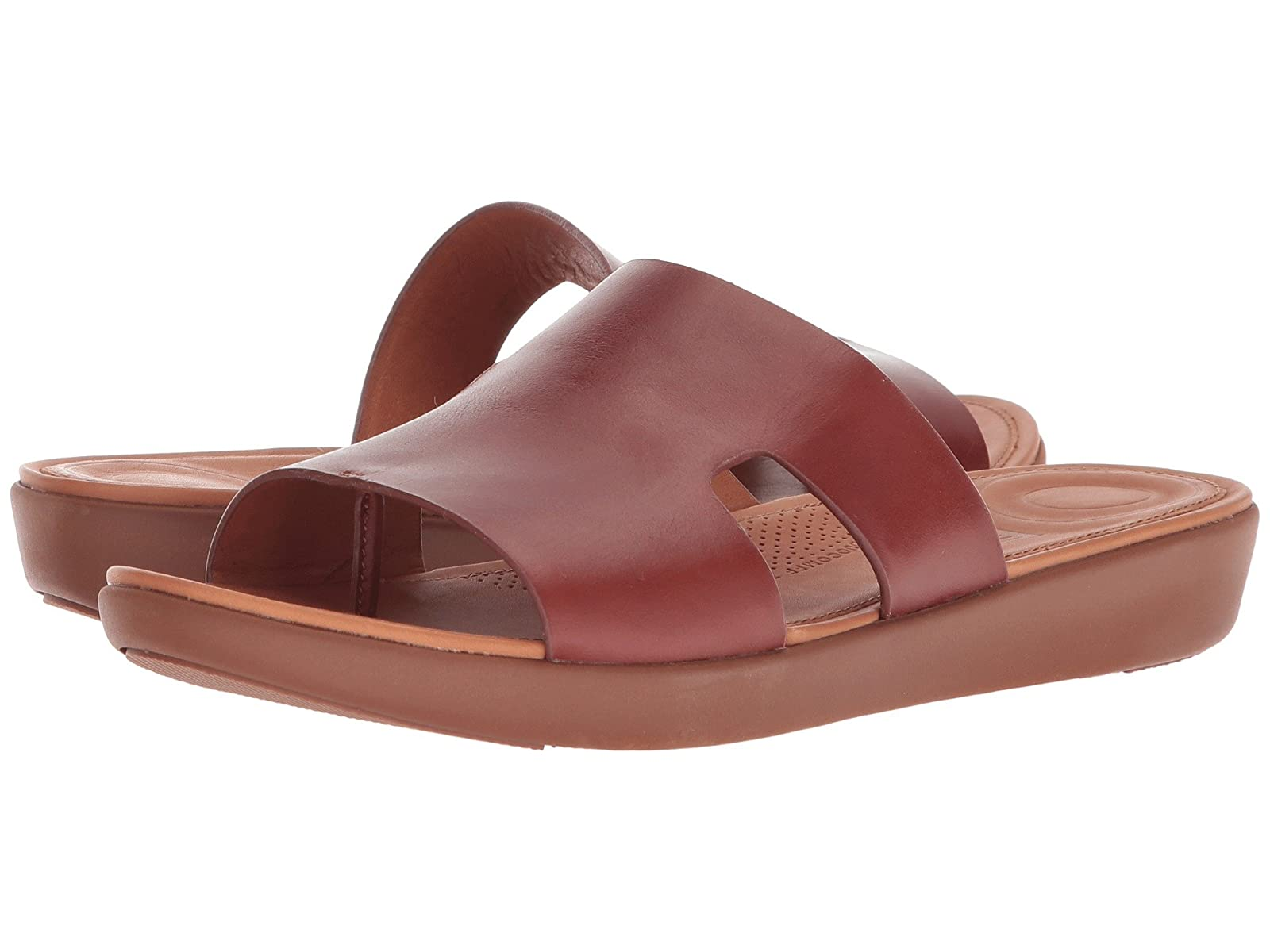 FitFlop H-Bar Slide SandalsCheap and distinctive eye-catching shoes