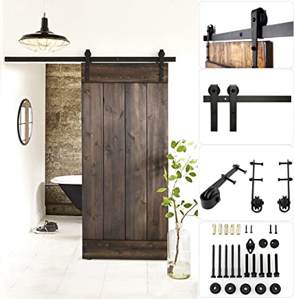Amazon.it: porta scorrevole esterno muro - Porte interne ...