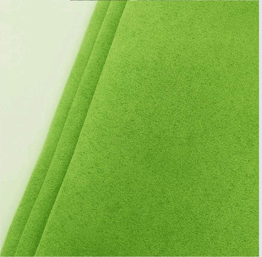 MAGFYLY Leather Material Fabric Faux Leather Fabric Leather Crafts Leatherette Sewing Hobby Workshop Handmade Craft Supplies Raw Material Hide Width 150cm 1 Piece=100cm (Color : 1#, Size : 3m)