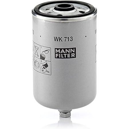 Original Mann Filter Kraftstofffilter Wk 713 Für Pkw Und Nutzfahrzeuge Auto