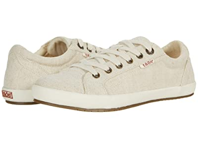 Taos Footwear Star (Natural Hemp) Women
