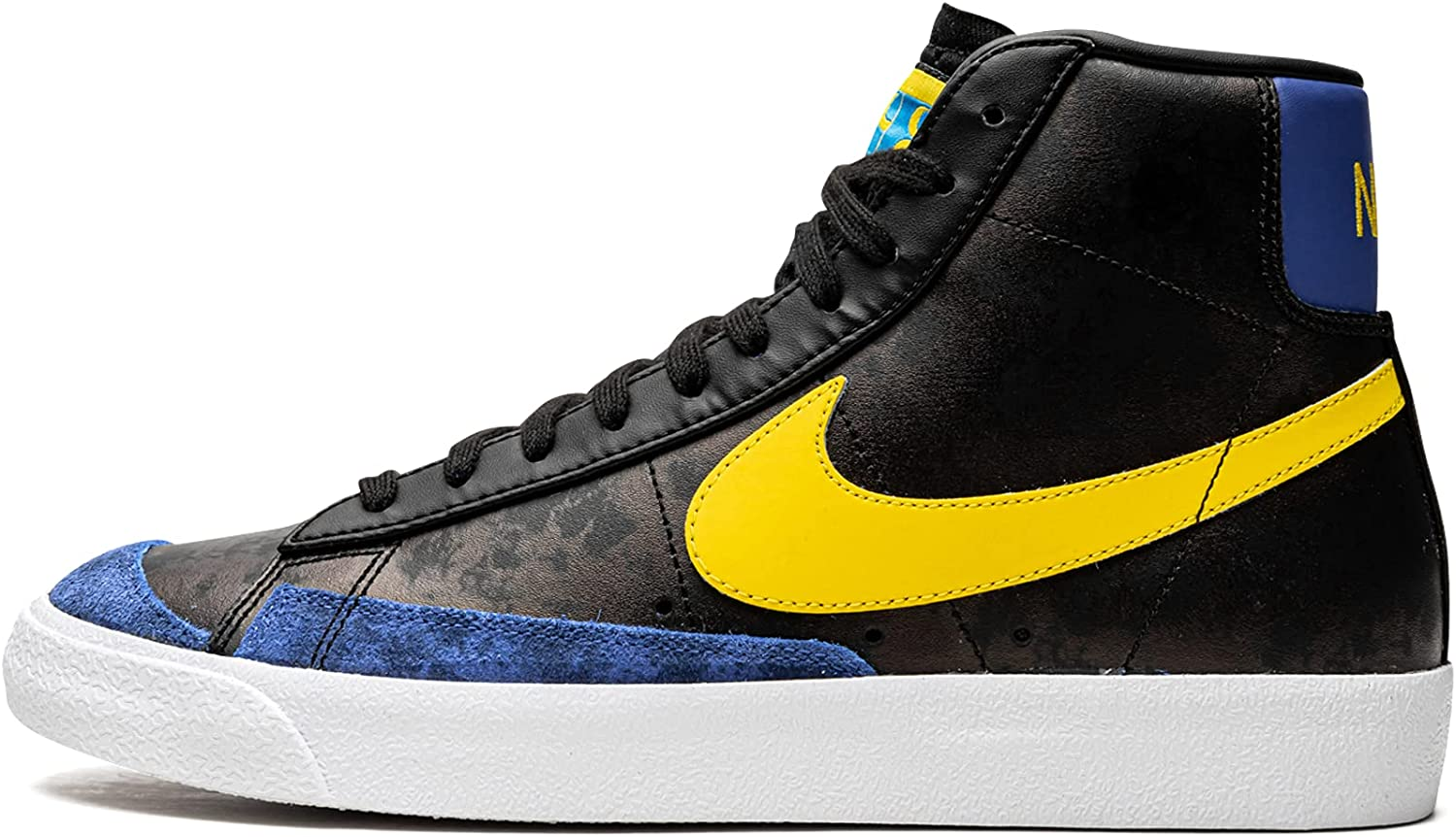 Nike Men's Shoes Blazer Mid Peace, Love, and Basketball DC1414-001