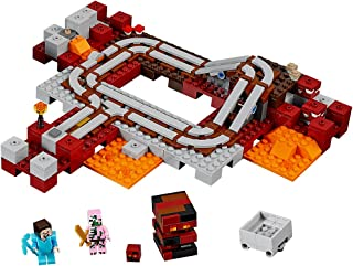 Best nether railway minecraft lego Reviews