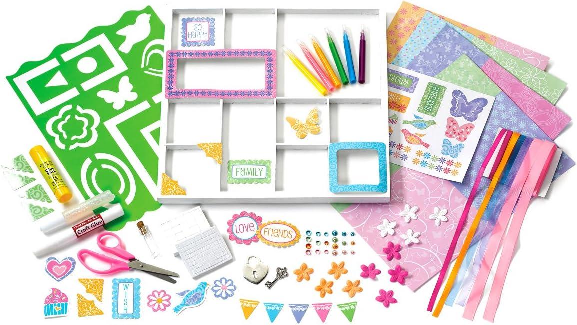 Creativity for Kids Kit Scrapbook Shadowbox Super sale period Austin Mall limited