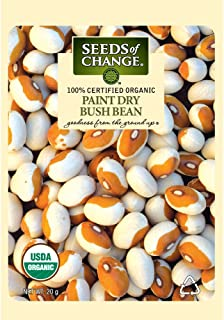 Seeds of Change S14705 Certified Organic Paint Dry Soup Bean