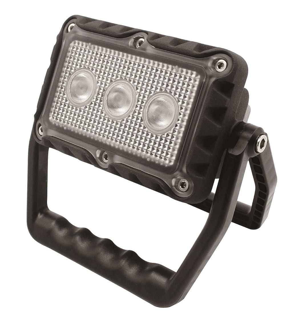秋に渡ってステップ熱田資材 WING ACE ウィングエース LED投光器 ミニ充電式サンダービーム 9W LED-J9 1台