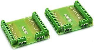 Gikfun NANO IO Shield Expansion Board Screw Terminal Adapter DIY Kit for Arduino (Pack of 2 sets) EK1911