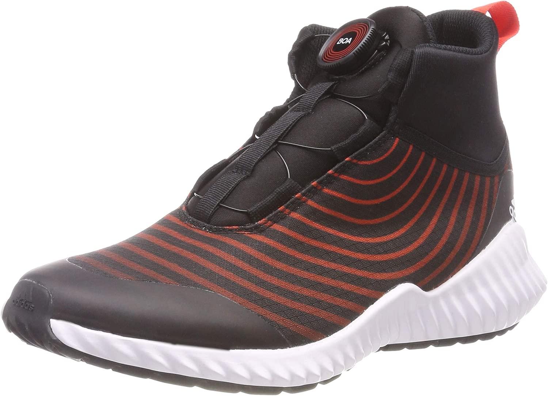 Adidas Fortatrail Boa K, Sautope da Fitness Unisex – Bambini